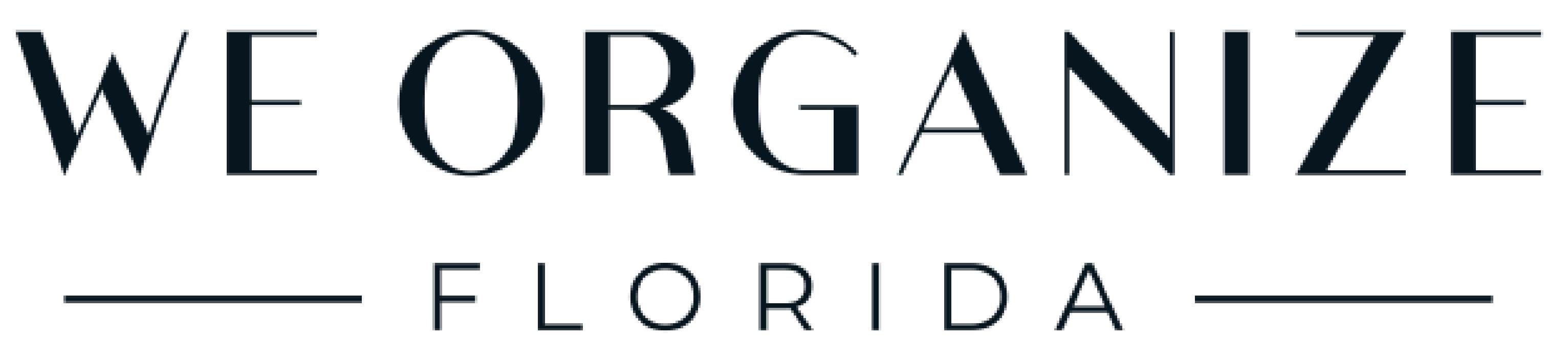 We Organize Florida