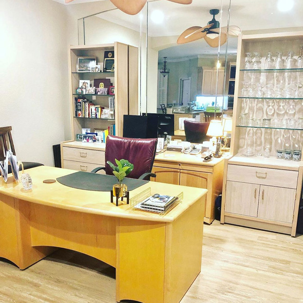 Home Office   We Organize Florida - Professional Home, Office, and Retail Organizers in Southwest Florida