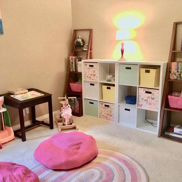 Organized Kid's Room   We Organize Florida - Professional Home, Office, and Retail Organizers in Southwest Florida