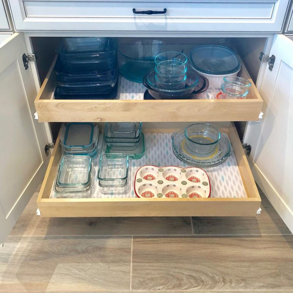 Kitchen Cabinet Organization   We Organize Florida - Professional Home, Office, and Retail Organizers in Southwest Florida