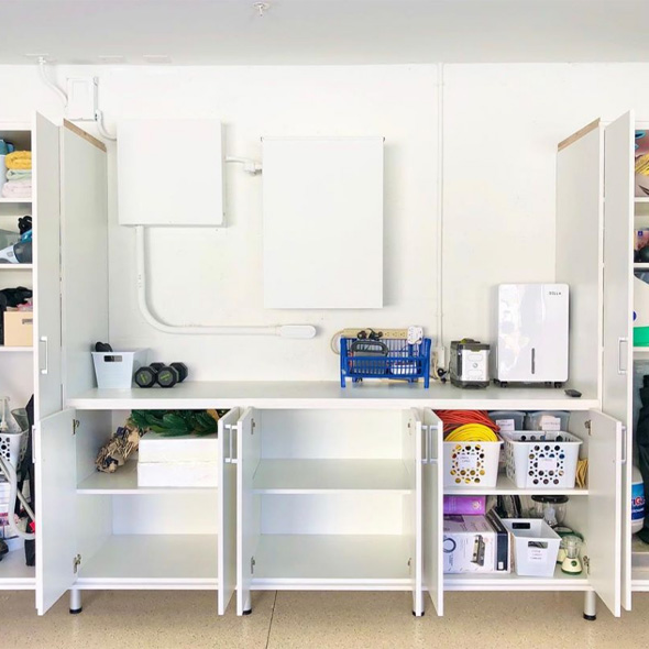 Garage   We Organize Florida - Professional Home, Office, and Retail Organizers in Southwest Florida