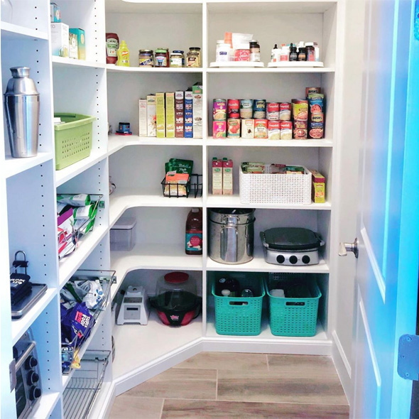 Pantry Organization   We Organize Florida - Professional Home, Office, and Retail Organizers in Southwest Florida