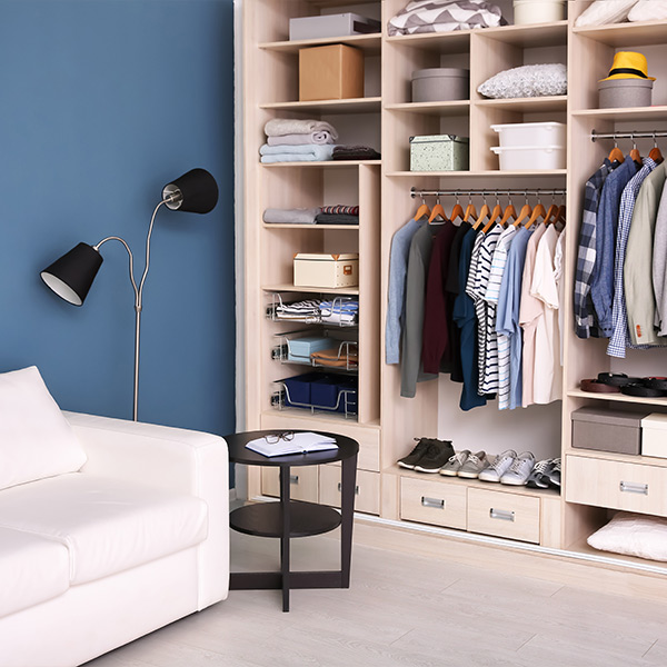 Men's Closet   We Organize Florida - Professional Home, Office, and Retail Organizers in Southwest Florida