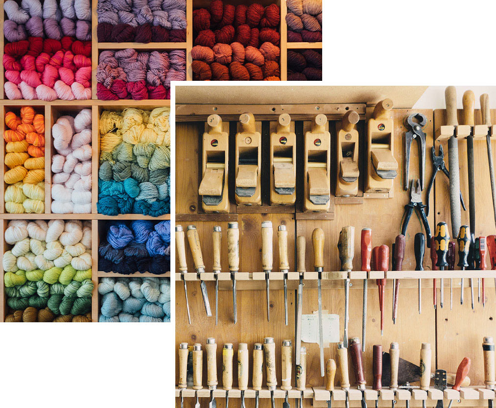 Organization Collage | We Organize Florida - Professional Home, Office, and Retail Organizers in Southwest Florida